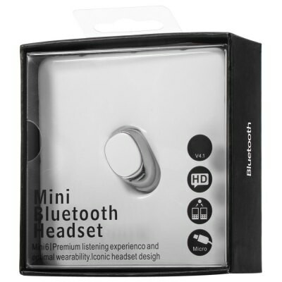 invisible mini auricular bluetooth s630 handsfree v. 4.1 edr