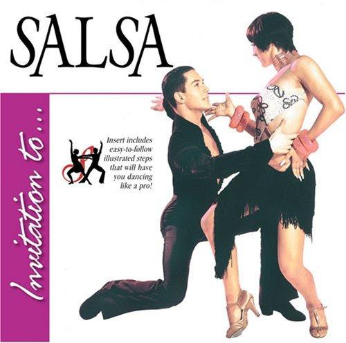 invitación a bailar: salsa
