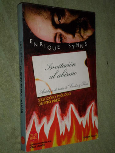 invitación al abismo. enrique symns.