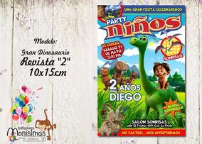 Spot De Un Gran Dinosaurio Invitaciones Y Tarjetas En