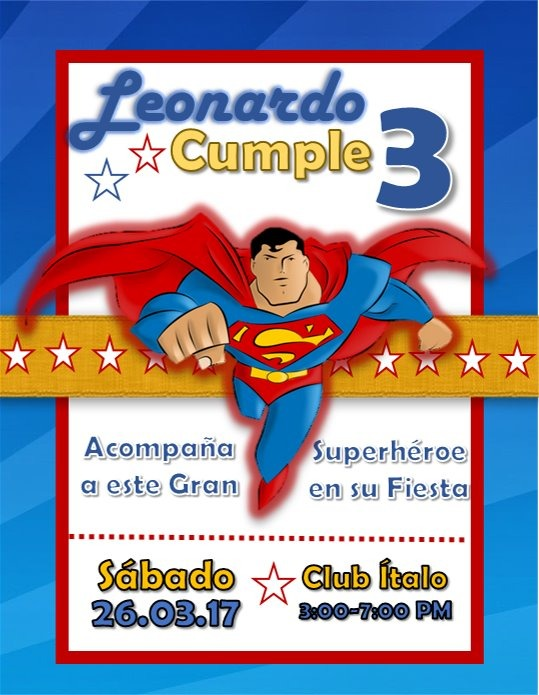 Invitacion Digital Batman Y Superman Bs 20 000,00 en Mercado Libre