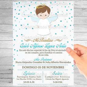 Cosas Para Bautizo Nina Invitaciones Y Tarjetas Nuevo En