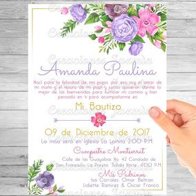 Invitaciones Para Boda Y Bautizo Juntos Baby Shower