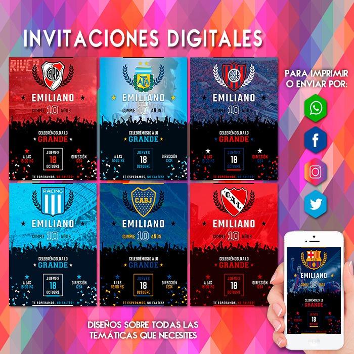 Invitacion Digital Moana Tarjeta Virtual Cumpleaños Whatsapp