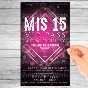 Tarjetas Invitacion Vip Invitaciones Y Tarjetas Por Por