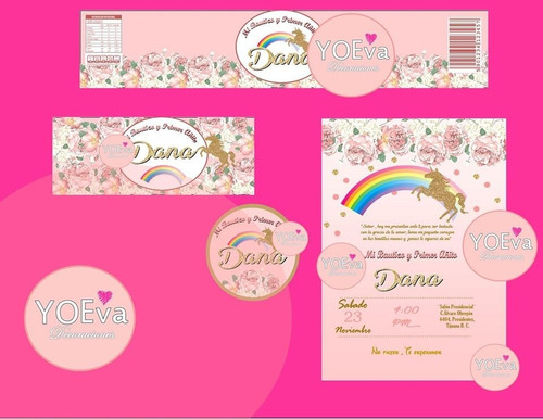 invitacion diseño digital