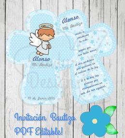 Invitacion Dia Del Niño Invitaciones Y Tarjetas De Bautizo