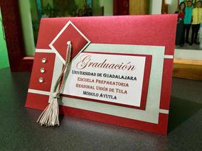 Kit De Invitaciones Para Graduacion Invitaciones Y