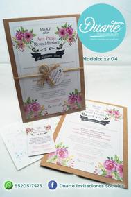 Tarjetas Invitacion Invitaciones Y Tarjetas Por Por Unidad