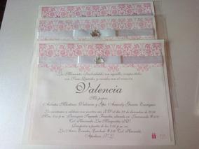 Invitacion Xv Años Princess 3