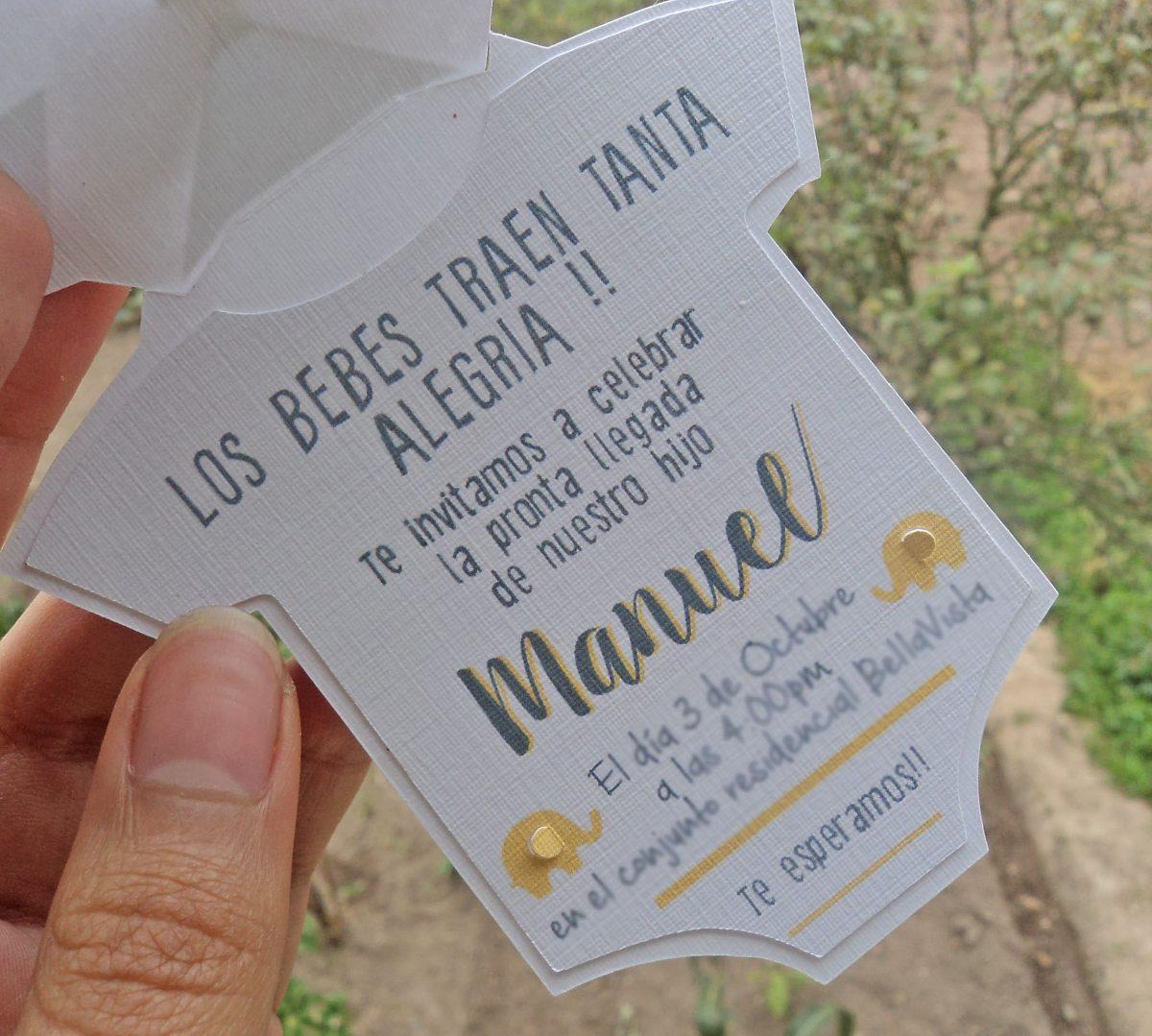 Invitacion Baby Shower Baby Shower Invitations