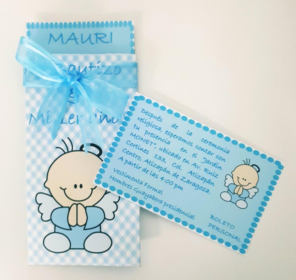 invitaciones bautizo baby shower xv años 1a comunion 14 00 en