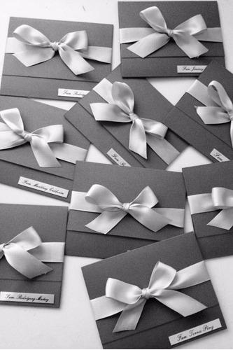 invitaciones boda o xv en aluminio sublimado.