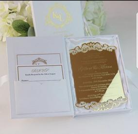 Invitacion Xv Pergamino Invitaciones Y Tarjetas Por 50