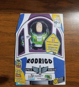 Invitaciones Buzz Lightyear Invitación Pop Up Cumpleaños