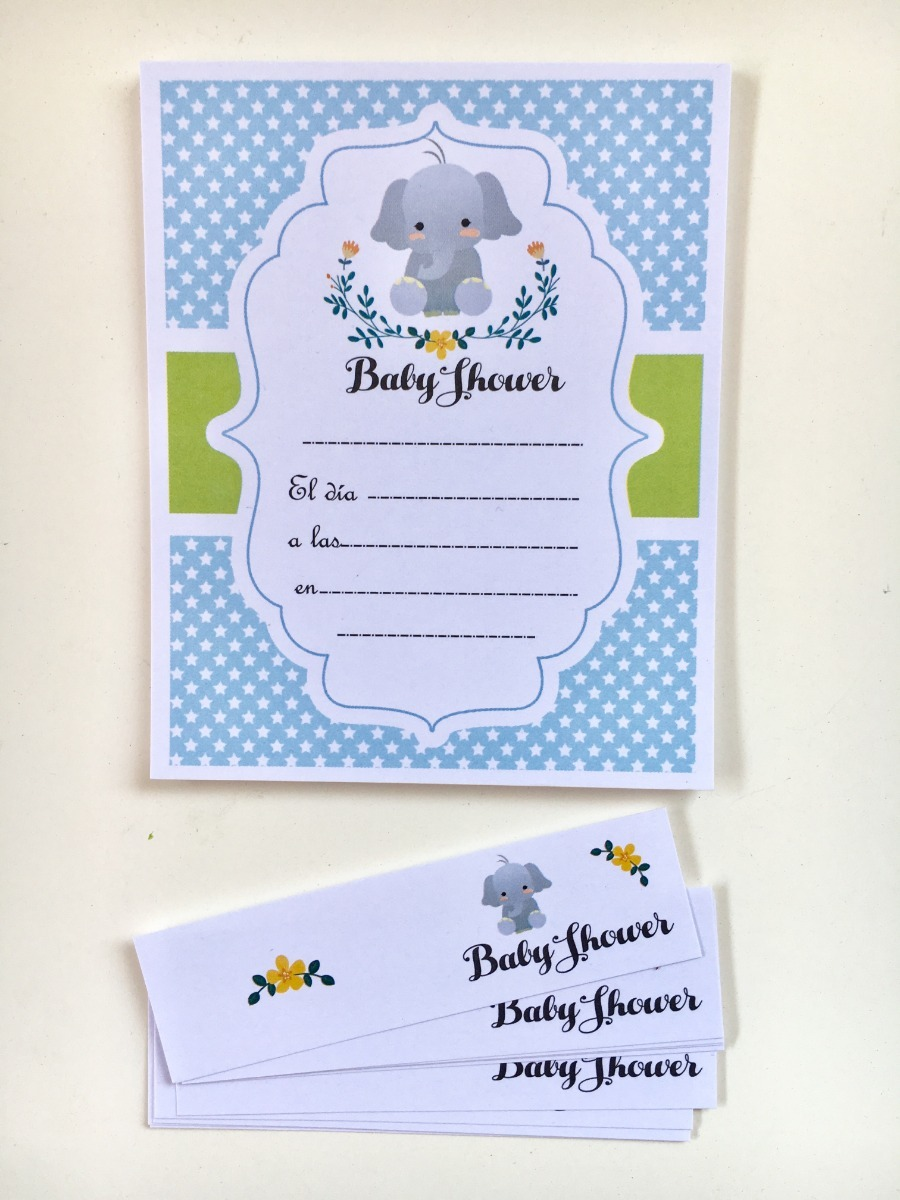c8bcb261bd113 invitaciones con tarjeta souvenir baby shower nene. Cargando zoom.
