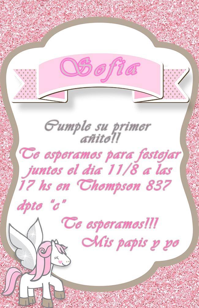 invitaciones cumpleaños bautismo nacimiento virtual gratis 5