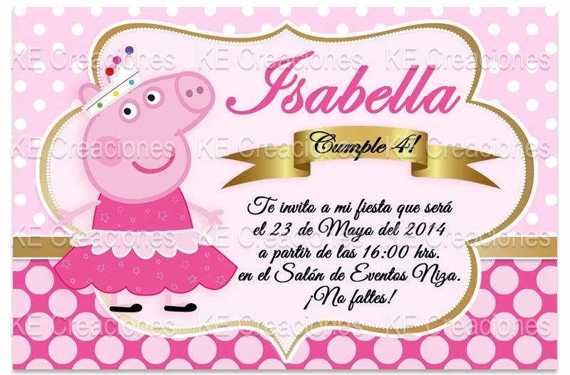 invitaciones cumpleaños