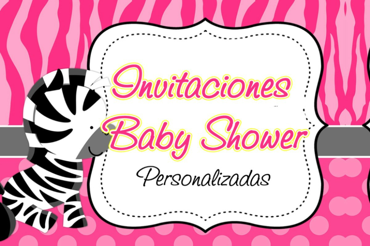 Invitaciones De Baby Shower 7500 En Mercado Libre
