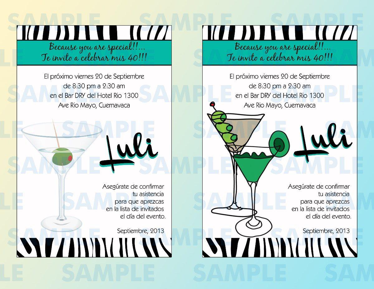 Invitaciones de cumplea os invitaciones originales 100 - Fiestas cumpleanos originales adultos ...