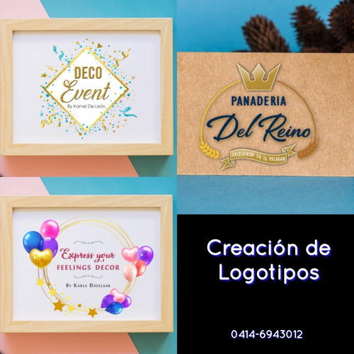 invitaciones digitales, creacion de logos, afiches, pendones