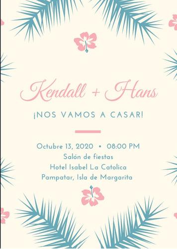 invitaciones digitales para bodas