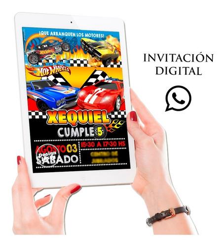 invitaciones digitales personalizadas envíalas por whatsapp
