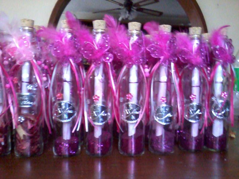 Comprar Botellas Para Decorar Mesas De Invitados