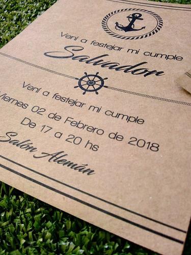 invitaciones estampas bautismo primer año cumpleaños tarjeta
