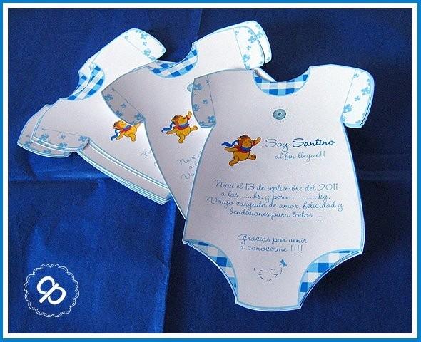 Invitaciones Forma U0027u0027enteritou0027u0027 Baby Shower Para Imprimir