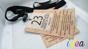 Tarjetas Invitacion 15 A Os Vip Invitaciones Para Fiestas