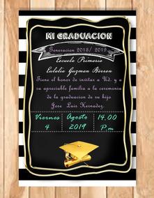 Invitaciones Graduación 10