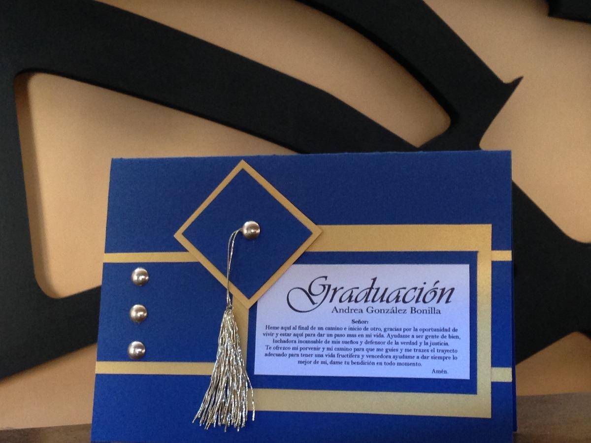 invitaciones graduacin 22