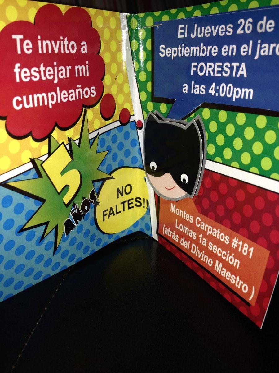 invitaciones originales cumpleaos de batmancars y gotcha cargando zoom - Invitaciones De Cumpleaos Originales