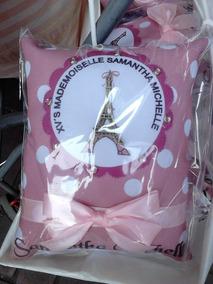 Invitaciones Originales Xv Años Torre Eiffel Rosa