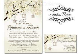 Tarjetas De Invitacion Invitaciones Invitaciones Y