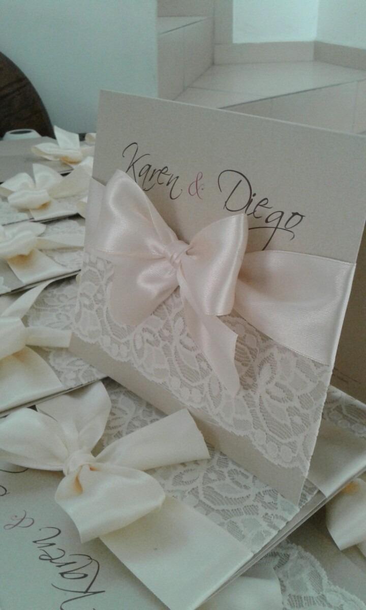 Invitaciones para boda y xv a os en mercado libre - Bodas sencillas pero bonitas ...