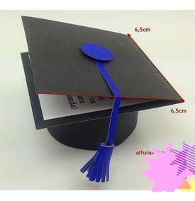 Invitaciones Para Graduacion En Forma De Birrete