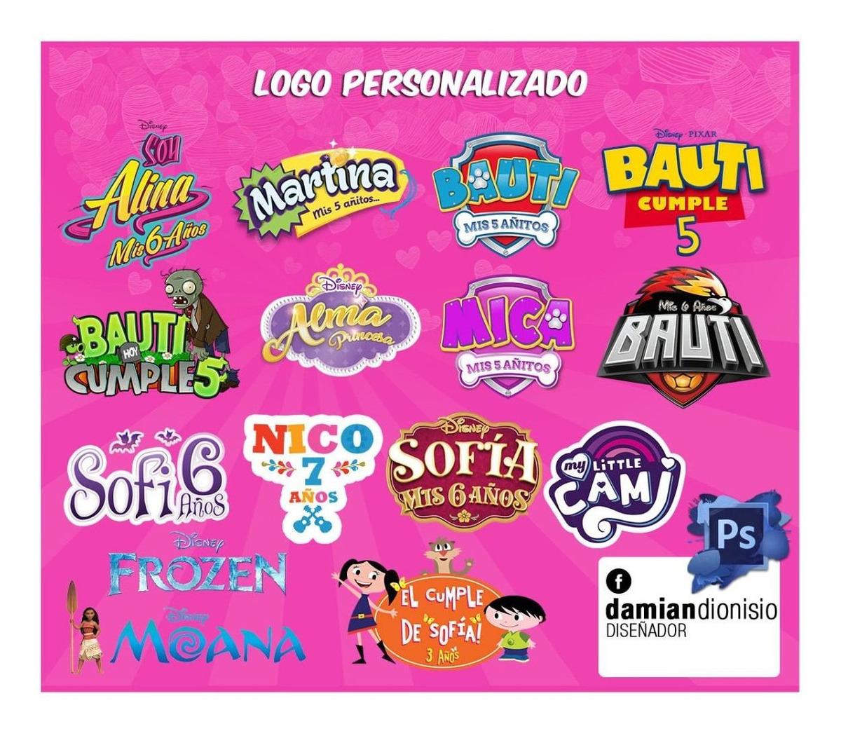 Invitaciones Personalizadas Tarjetas Hotel Transilvania Logo