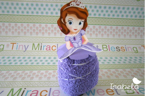 invitaciones recuerdos cumpleaños princesita sofia frozen