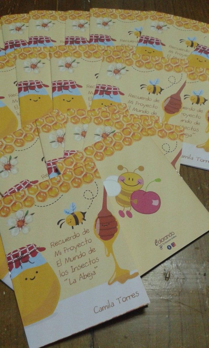 Invitaciones Recuerdos Libro Para Colorear - Bs. 1.400,00 en Mercado ...