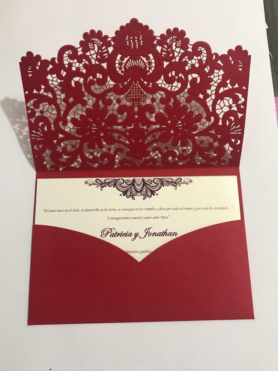 invitaciones de xv elegantes