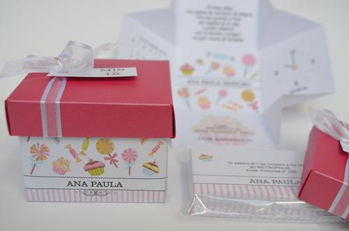 invitaciones tarjetas cajitas 15 años casamiento bodas 100u