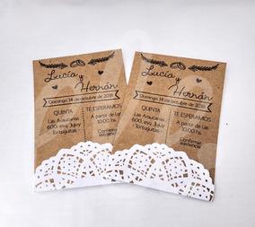 de303d340 Blondas De Papel Once - Souvenirs para tu casamiento, bautismo y más ...