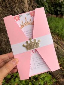 Coronas Para Decorar Cumpleanos.Invitaciones Tarjetas De Cumple 1er Anito Con Corona