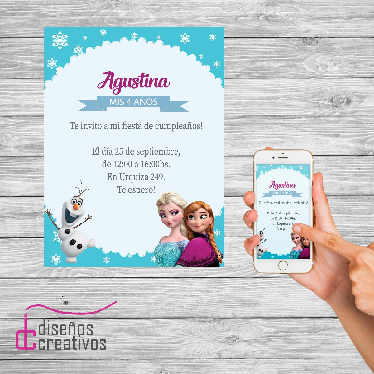 Tarjetas digitales creativas
