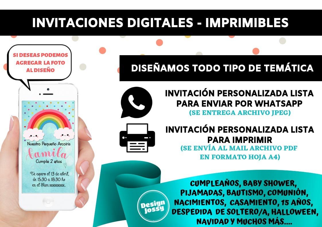 Tarjetas digitales para enviar por whatsapp