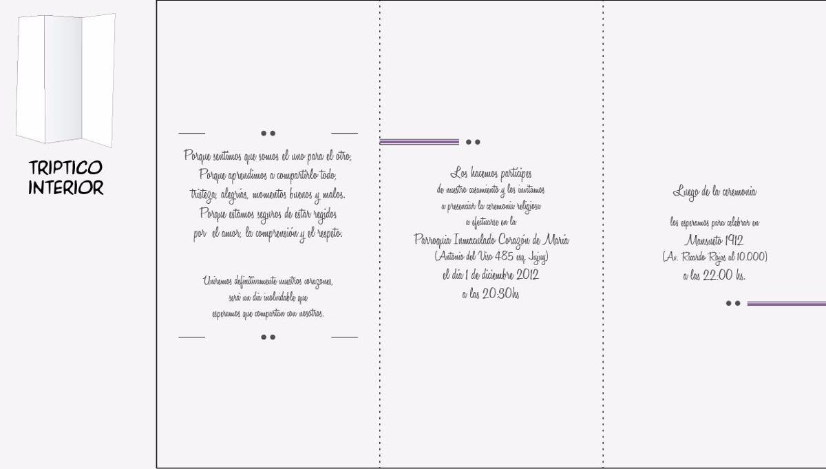 formato de boda - Roho.4senses.co