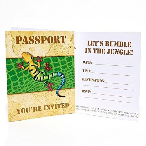 invitaciones y tarjetassuministros selva del partido - in..