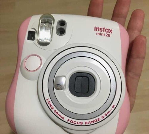 inxtax mini 26 + pacote de fotos
